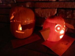Pumpkins - Happy Halloween !!!
