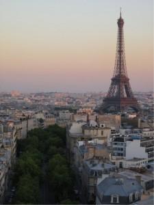 Paris - Reema Faris
