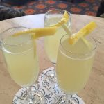 Reema captures the effervescence of French 75 cocktails at Zoes in the Chateau Laurier, Ottawa - © ReemaFaris.com