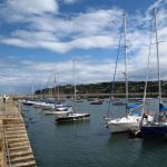 Reema shares a picture of the beautiful harbour at Howth just outside Dublin, Ireland.