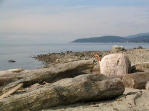 West Van Beach - Photo by: Reema Faris - © ReemaFaris.com