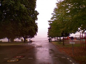 West Van Rainy Day - Photo by: Reema Faris - © ReemaFaris.com