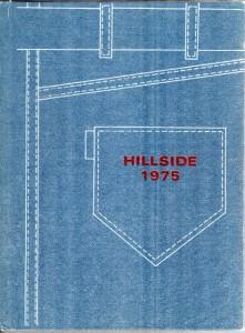 Hillside Yearbook Cover - © ReemaFaris.com