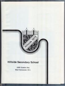Hillside Yearbook - © ReemaFaris.com