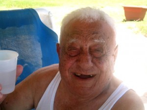 Grandpa Mike - © ReemaFaris.com