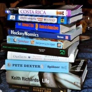 Costa Rica books - © ReemaFaris.com