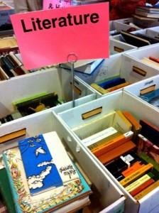Library Book Sale - © ReemaFaris.com
