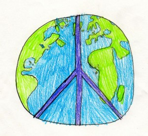 World Peace - © ReemaFaris.com