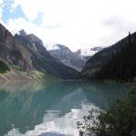 Reema captures the turquoise waters of Lake Louise - © ReemaFaris.com